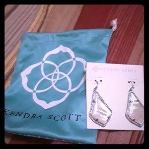 Kendra Scott Custom Alex Drop Earrings